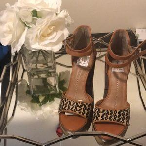 Dolce Vita Chunky Heel Sandal